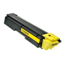 Toner Adaptable Kyocera TK-580 Yellow