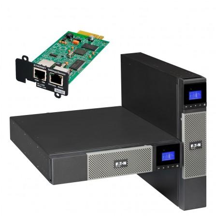 Onduleur In Line Eaton 5PX 3000i Rack 2U Netpack USBS