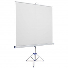 Ecran de projection Triped byron ORAY  200X200 cm - Blanc (TRE02B1200200)
