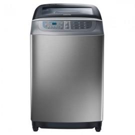 Machine à laver Samsung à chargement par le haut 18 KG / Silver(WA18J6750SP/LO )