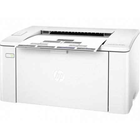 Imprimante Laser Noir/Blanc HP Laserjet Pro M102a G3Q34A