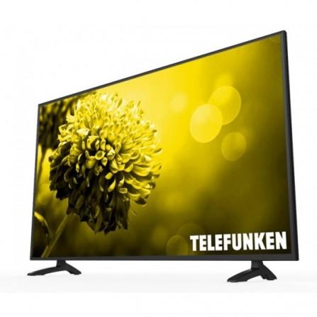 Téléviseur TELEFUNKEN E2000 49'' Full HD LED + Récepteur intégré