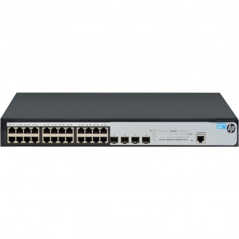 Switch HP 1920 24 Ports 10/100/1000 Mbps + 4 ports SFP