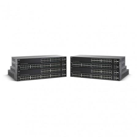 Switch Cisco Small Business SG 220-26Port Gigabit Smart Plus
