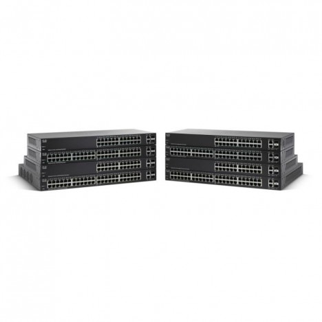 Switch Cisco Small Business SG 220-26Port Gigabit Smart Plus