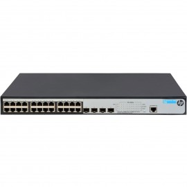 Switch HP 1920 24 Ports PoE+ (180W) Gigabit + 4 ports SFP