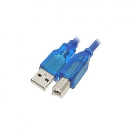 Câble USB pour Imprimante Blindé 1.5M