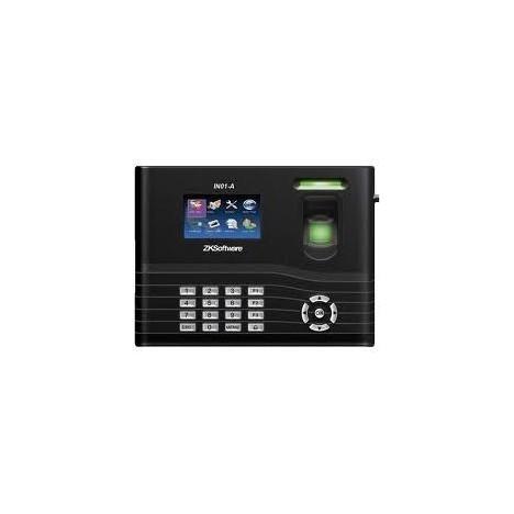 Pointeuse ZKSOFTWARE IN01-A/ID à Empreinte et Badges avec fonction de contrôle d'accès