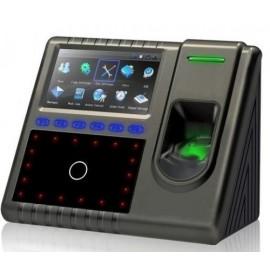 Pointeuse ZKSOFTWARE Iface 402 à reconnaissance faciale avec fonction de contrôle d'accès