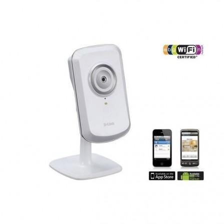 Caméra IP réseau D-Link DCS-930L