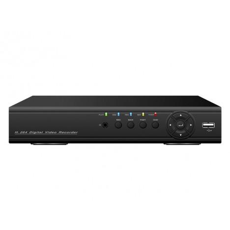 DVR H.264 4 entrés