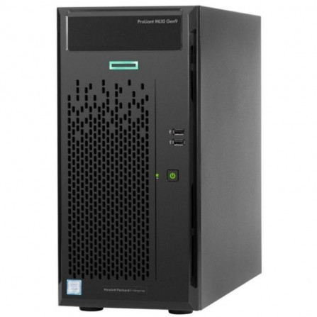 Serveur HP ProLiant ML10 v2 Gen9   Xeon E3-1225 v5   2 To   Tour 4U