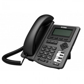 Téléphone IP D-Link DPH-150SE/B/F4  1Port 10/100Mbps PoE