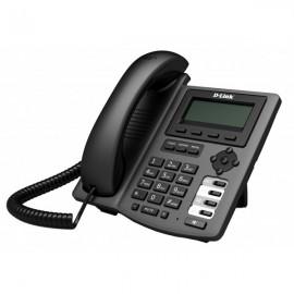 Téléphone IP D-Link DPH-150SE/F5 1Port 10/100Mbps