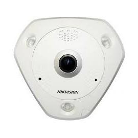 Caméra IP Fisheye Anti vandale 3MP Hikvision