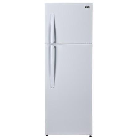 Réfrigérateur LG No Frost inverter Basic E-Micom 370L Blanc