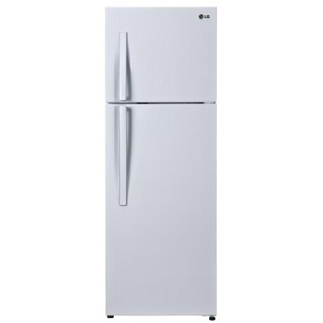 Réfrigérateur LG No Frost inverter Basic E-Micom 370L Platinum Silver