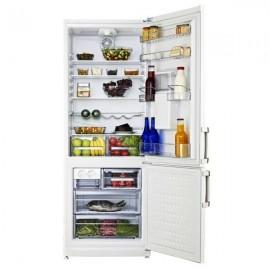 Réfrigérateur BEKO Semi No Frost 455L Blanc CH146100D