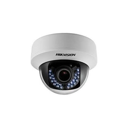 Camèra dôme IR30m, HD720P varifocal 2.8-12mm, DS-2CE56C2T-VFIR Hikvision