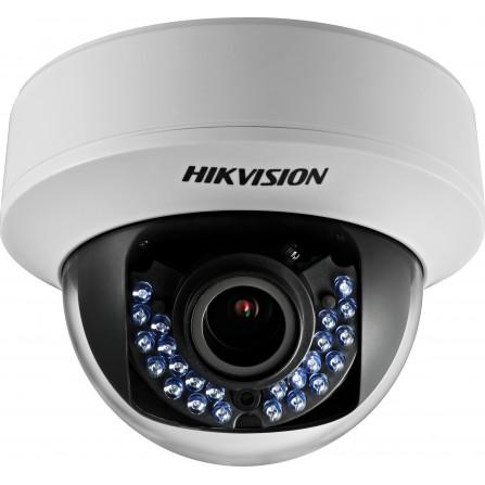 Camèra dôme Hikvision IR30m, HD1080P varifocal 2.8-12mm, DS-2CE56D5T-VFIR