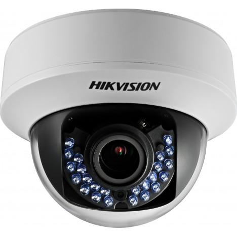 Caméra Externe IR40m, HD1080P varifocal 2.8-12mm- DS-2CE16D1T-VFIR3 Hikvision