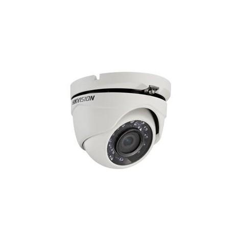 Camèra Hikvision dôme IR20m, Full HD720P 3.6 mm, DS-2CE56C0T-IRM
