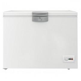 Congélateur Horizontal Beko Blanc / 395L / HSA40502