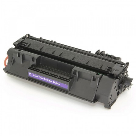 Toner Adaptable HP 80A Noir / CF280A