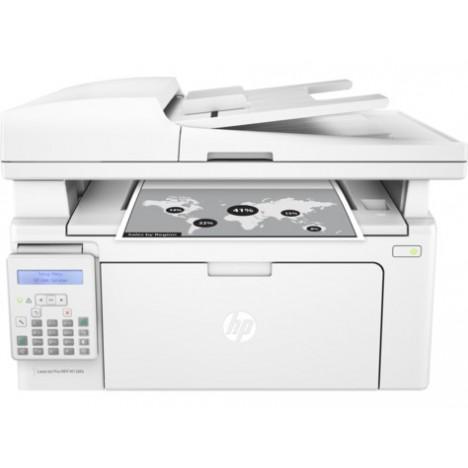 Imprimante Multifonction 4en1 Laser Noir/Blanc HP LaserJet Pro M130fn