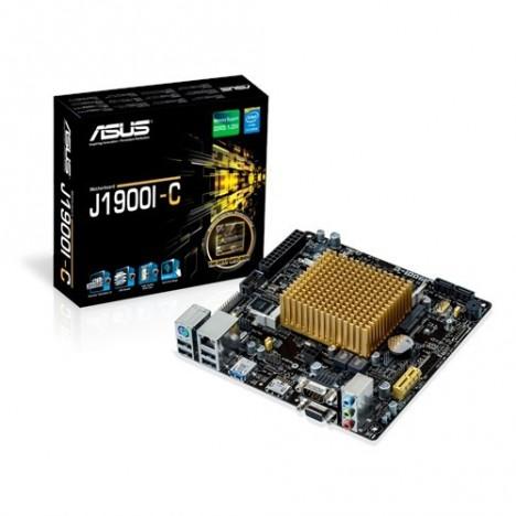 carte mere avec processeur Prix Carte Mère Mini ITX Asus J1900I C Avec Processeur Quad Core