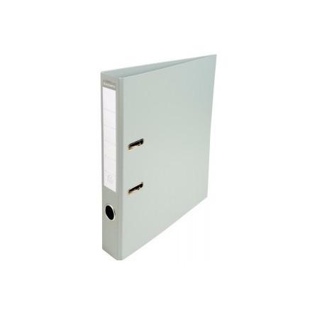 Classeur à levier PVC A4 dos de 50mm / Gris