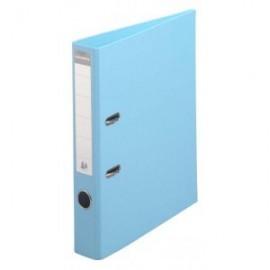 Classeur à levier PVC A4 dos de 50mm Bleu clair 53502