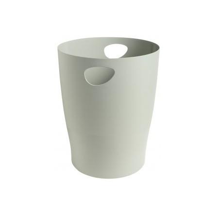 Corbeille à papier EXACOMPTA 15L Gris 45306D