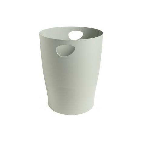 Corbeille à papier EXACOMPTA 15L / Framboise Transparent