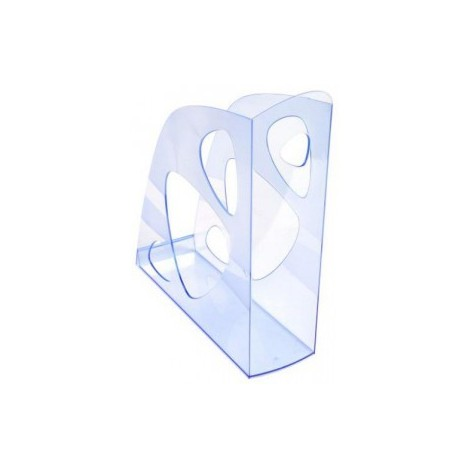 Porte revue EXACOMPTA / Bleu Transparent