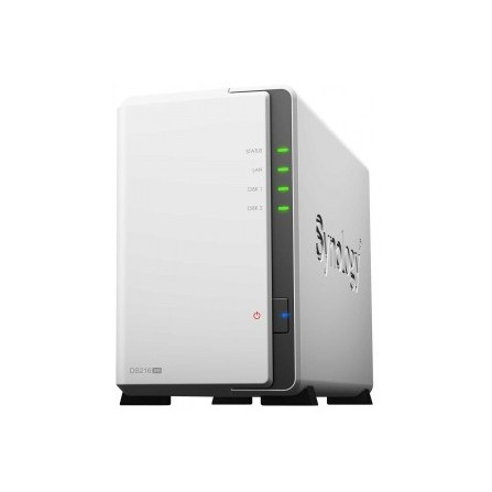 Serveur NAS Synology DiskStation DS216se / 2 Baies
