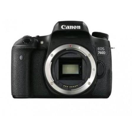 Appareils photo Reflex Canon EOS 760D + Objectif 18-135mm IS STM