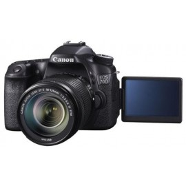 Appareils photo Reflex Canon EOS 70D + Objectif 18-55mm IS STM