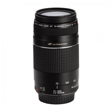 Objectif Canon EF 75-300mm f/4-5.6 III USM