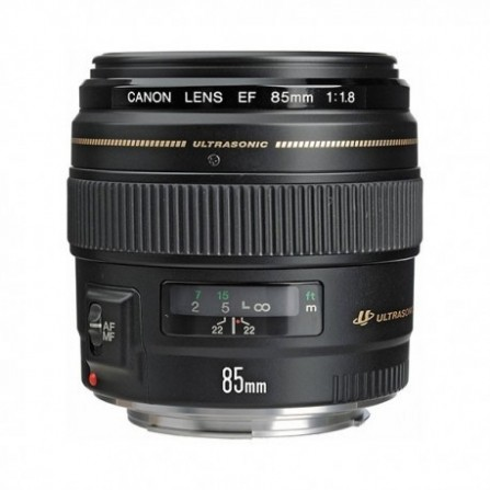Objectif Canon EF 85mm f/1.8 USM
