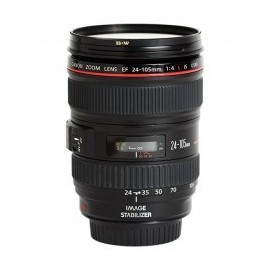 Objectif Canon EF 24-105mm f/3.5-5.6 IS USM CANOB34