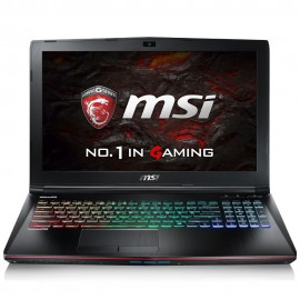 Pc Portable MSI GE62 7RE Apache Pro / i7 7è Gén / 8 Go / GTX 1050 Ti