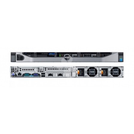 Serveur Dell PowerEdge R430 | 2x 300 Go | Rack 1U