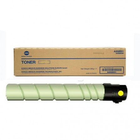 Toner Konica Minolta TN-321 Yellow Original