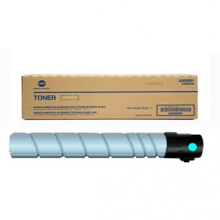 Toner Konica Minolta TN-321 Cyan Original