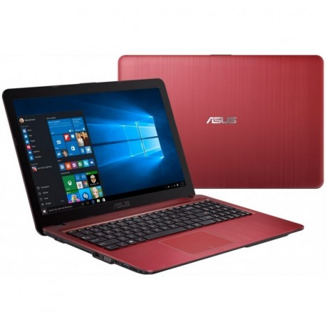 Pc portable Asus VivoBook Max X541SA / Dual Core / 4 Go / Rouge