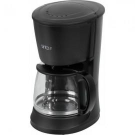 Cafetiére filtre 10 tasses Sinbo 800 Watt 1,21L - Noir (SCM-2938)