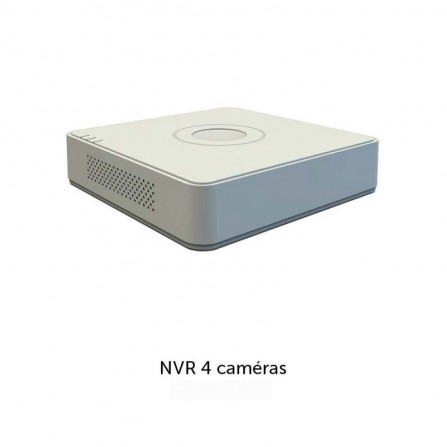 NVR Hikvision DS-7104NI-SN 4 Entrées - DS-7100NI-SN Series
