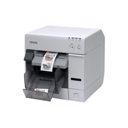 Imprimante Point de vente Epson TM-C3400 Ethernet