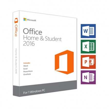 Microsoft Office Home and Student 2016 pour Windows - Français